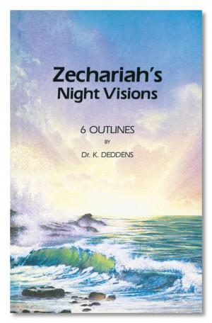Zechariah's Night Visions