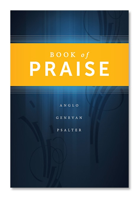 Book of Praise 2014 Standard Edition - Blue