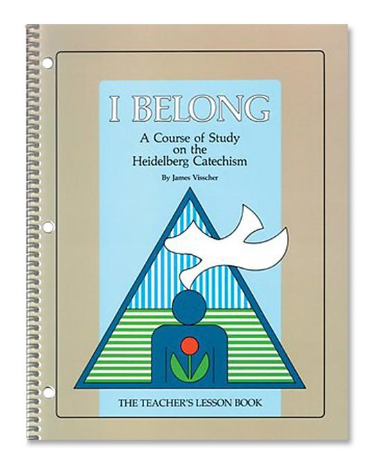 I Belong - Teacher's Manual