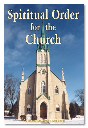 Spiritual Order for the Church