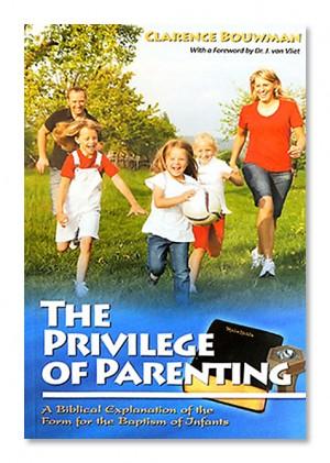 The Privilege of Parenting